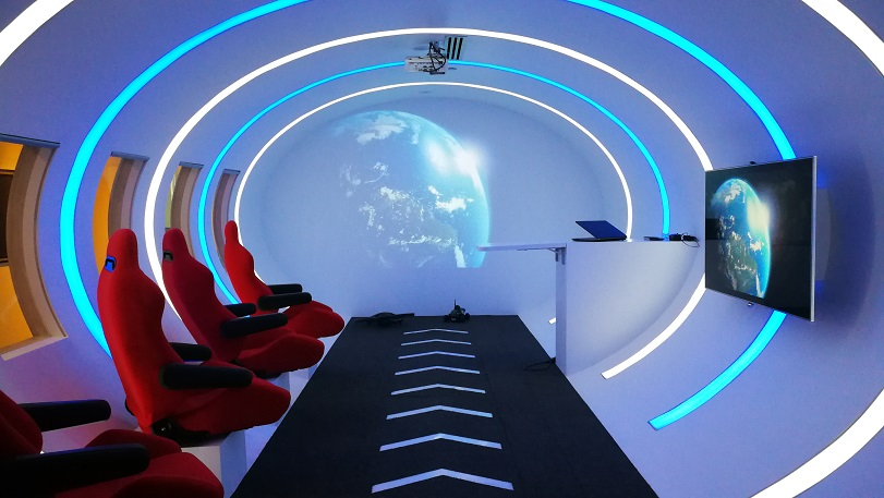 Innovation Gateway Interior
