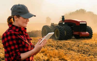 How Big Data is Growing the Agriculture Industry