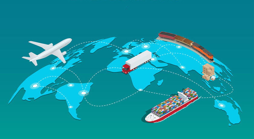 Electronic Trade Facilitation Infographic